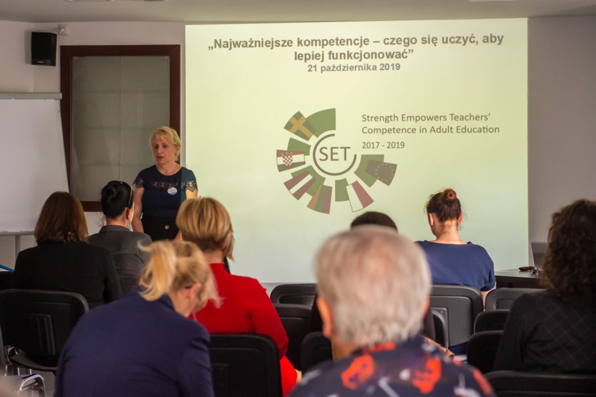 SET C. conference in Poland
